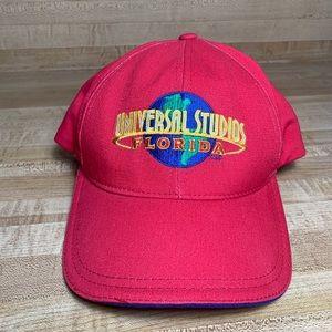 NWT Vintage 1999 Universal Studios Florida Hat
